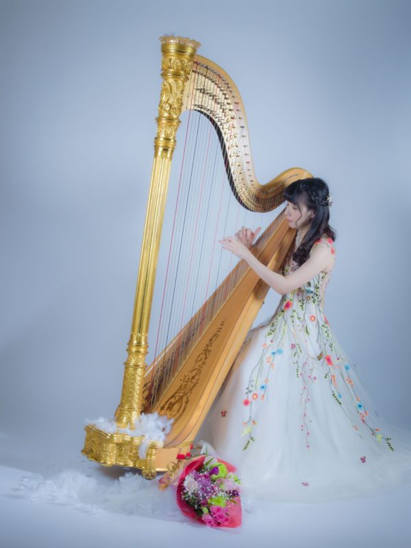 Harp Solo ( Gala Concert )